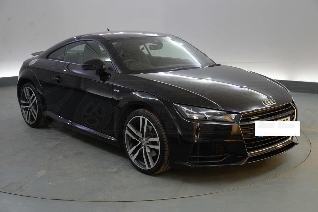 Tt Auto Sales >> Sold 1418 Audi Tt Fsi Quattro S Line 1984cc