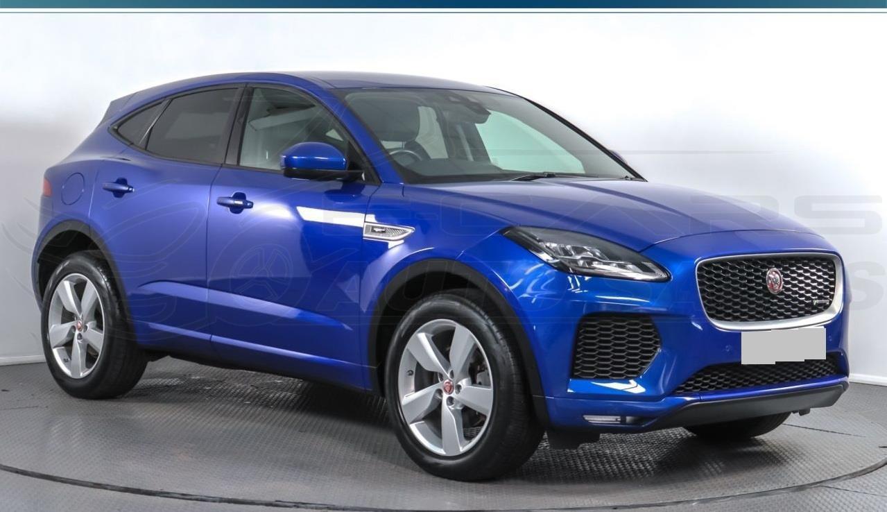 SOLD - #10548 - Jaguar E-Pace R Dynamic - 1999CC, Automatic, 2019 - E-CARS AUTO SALES