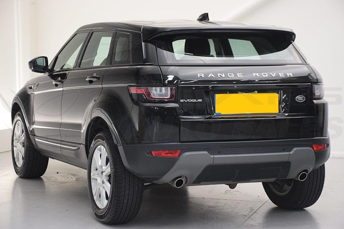 SOLD - #2521 - Land Rover Range Rover Evoque eD4 SE Tech